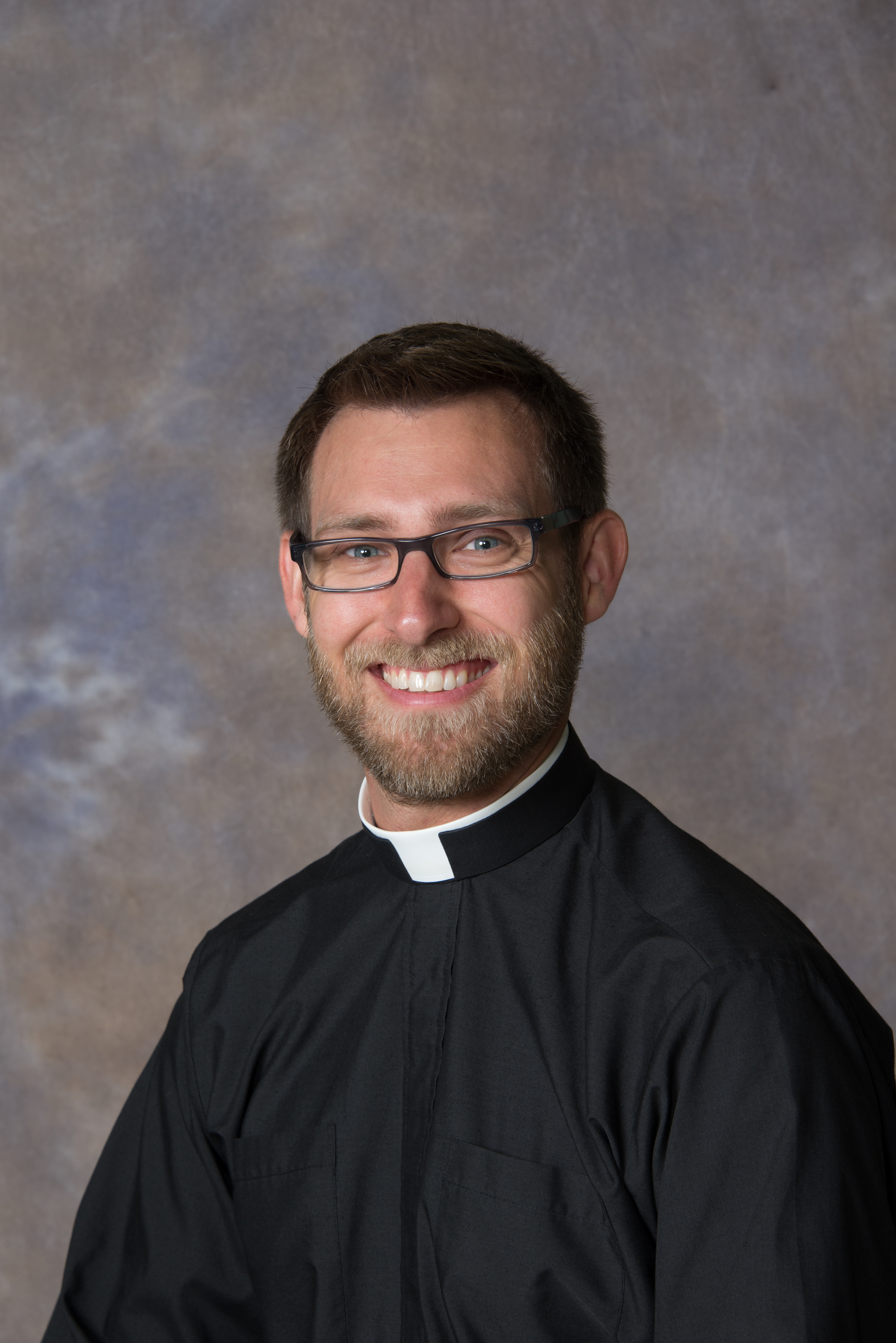 Rev. Aaron Roggow
